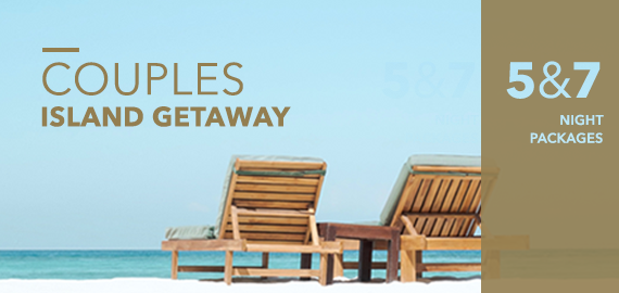 Couples Island Getaway Package