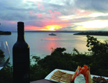 Extras - Cheese & Wine Tasting @ The Sunset Gazebo