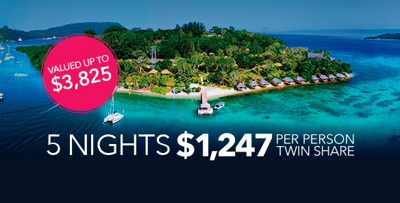 Holiday-specials - Luxury Island Escape at Mate's Rates Upgrade to a Deluxe Ocean View