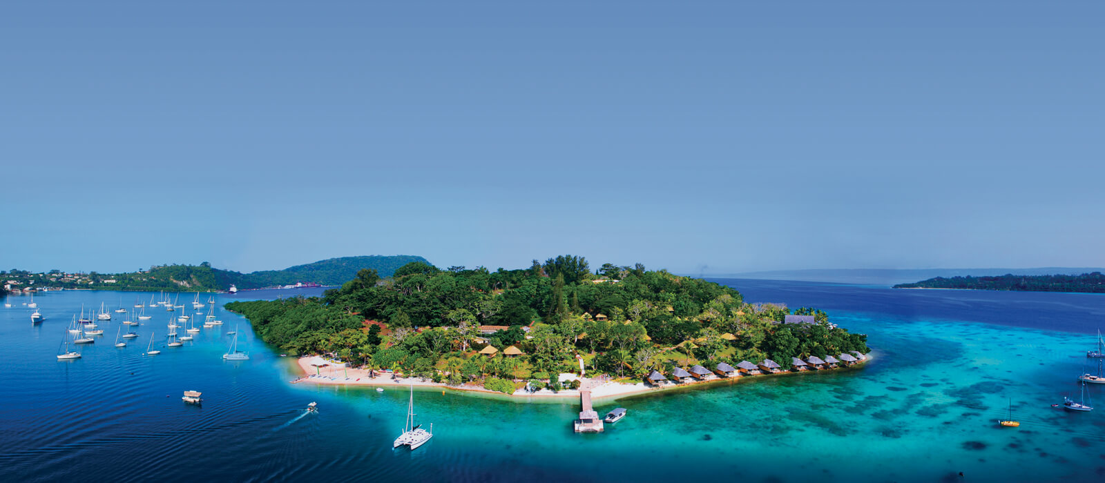 Iririki Vanuatu Resort Beach Island Holiday Destination