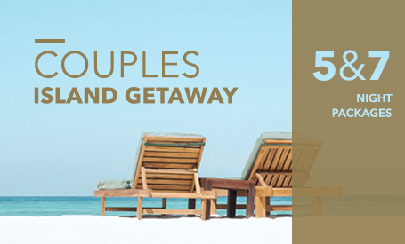 Holiday Specials - Couples Island Getaway