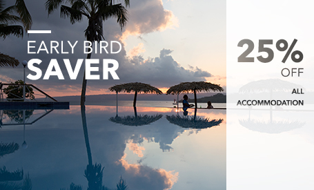 Holiday-specials - Early Bird Saver - Save 25%